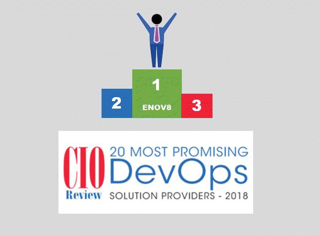 Top 20 DevOps Tools 2018. IT and Test Environment Management Winners.